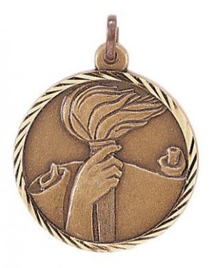 Victory Sunray Medal