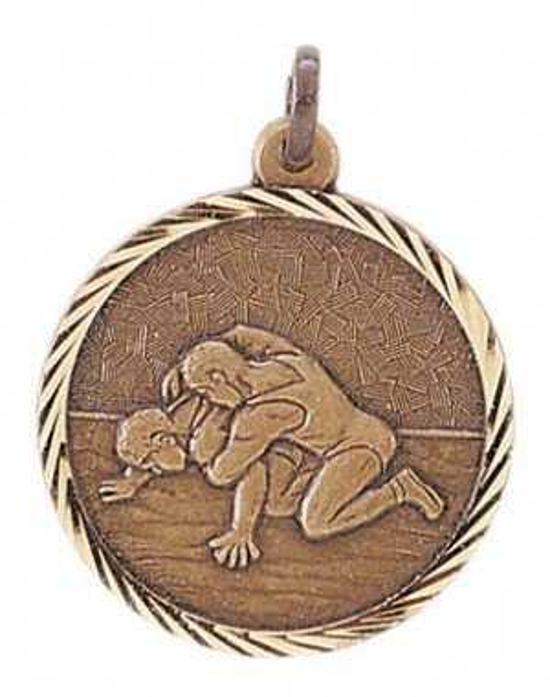 Wrestling Sunray Medal