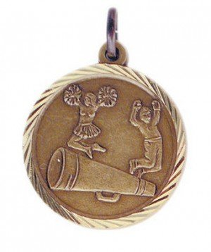 Cheerleading Sunray Medal