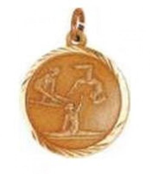 Gymnastics Sunray Medal