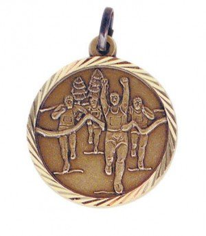 Cross Country Sunray Medal