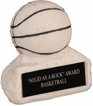 Basketball 4 Inch Trophy