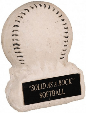 Softball 4 1/2  Inch Trophy