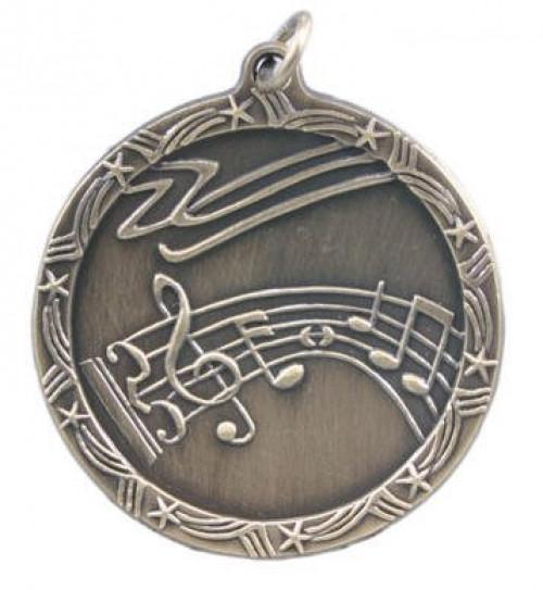 Music Star Medal