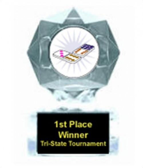 Dominoes Clear Star Award