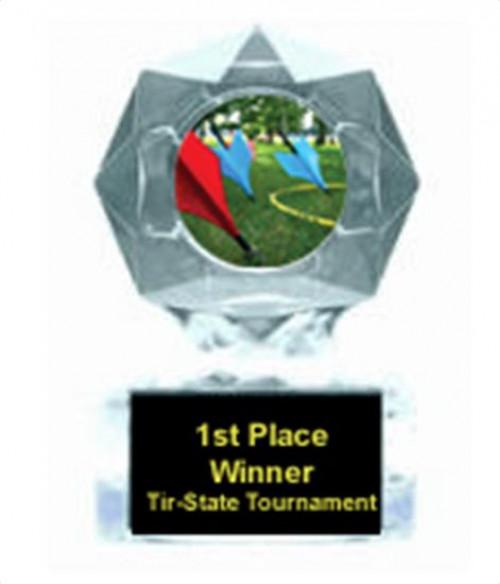 Lawn Dart Clear Star Award