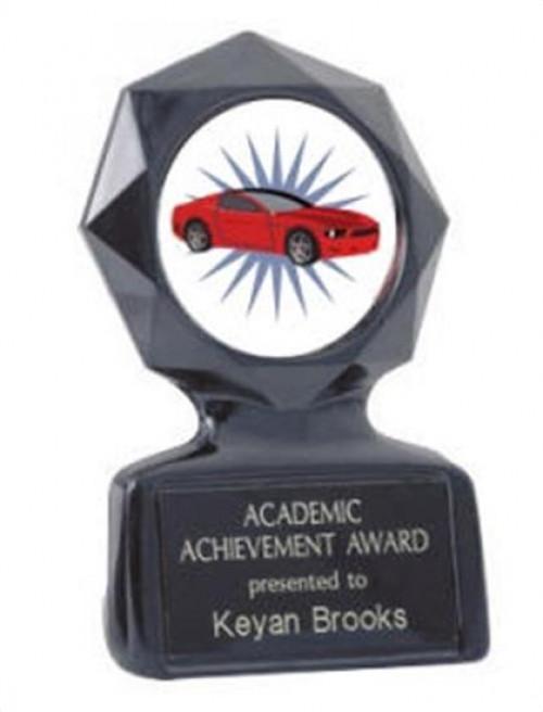 Black Star Car Trophy
