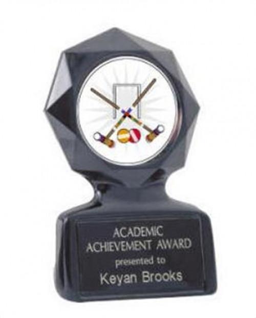 Black Star Croquet Trophy