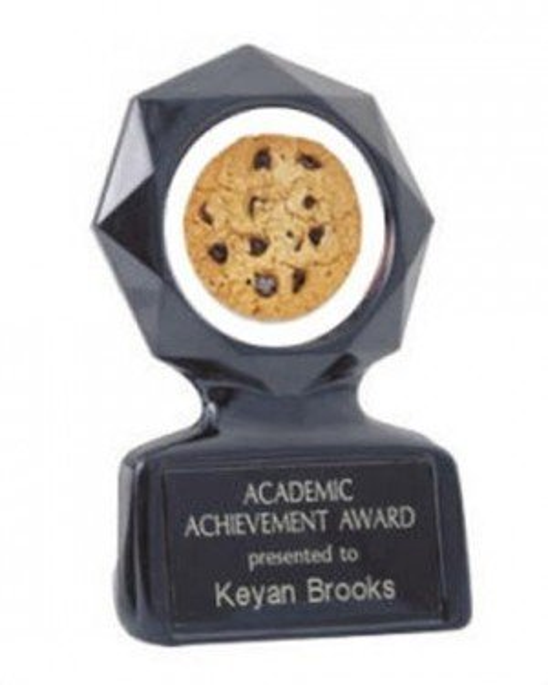 Black Star Cookie Bake Off Trophy