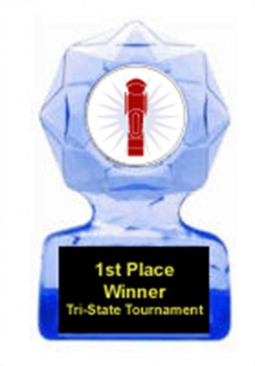 Foosball Blue Star Award