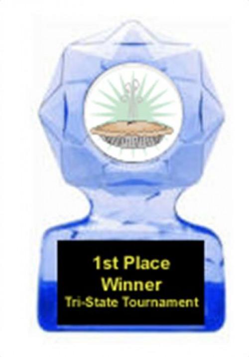 Pie Bake Off Blue Star Award