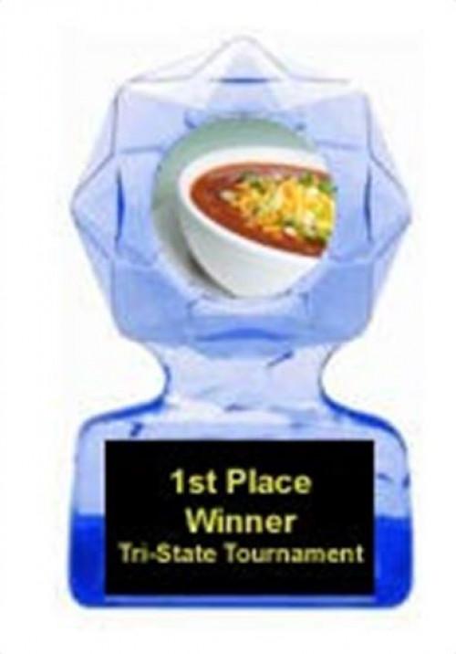 Chili Bowl Cook Off Blue Star Award