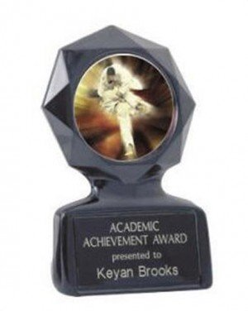 Karate Black Star Trophy