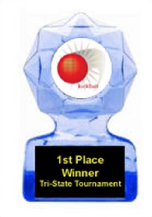 Kickball Blue Star Award
