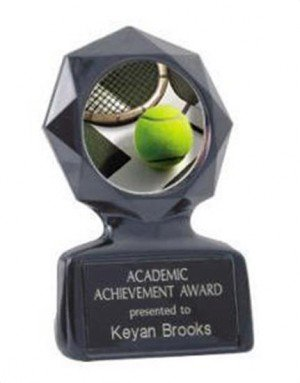 Tennis Black Star Trophy