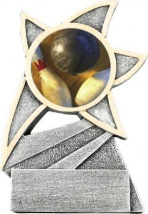 Bowling Jazz Star Trophy