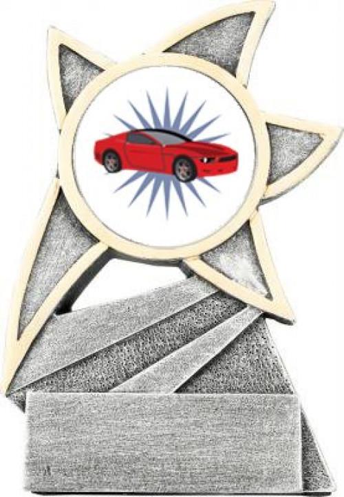 Car Jazz Star Trophy