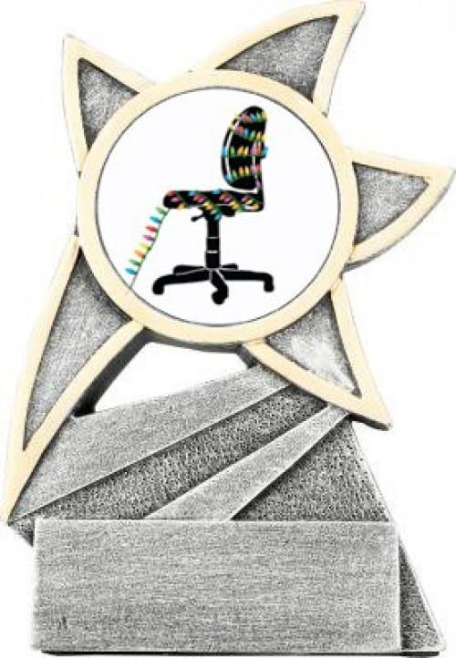 Christmas Cubicle Jazz Star Award