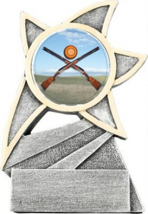 Sporting Clay Jazz Star Trophy
