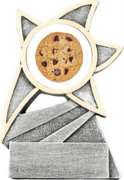 Cookie Bake Off Jazz Star Trophy
