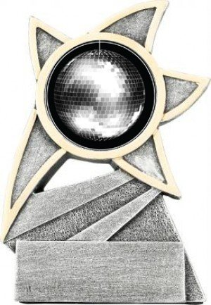 Disco Jazz Star Trophy