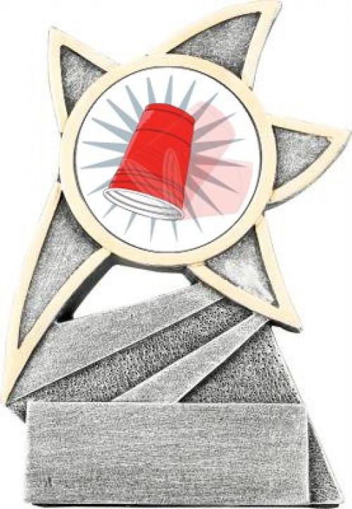 Flip Cup Jazz Star Trophy