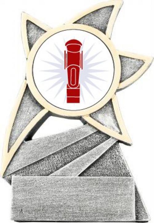 Foosball Jazz Star Trophy