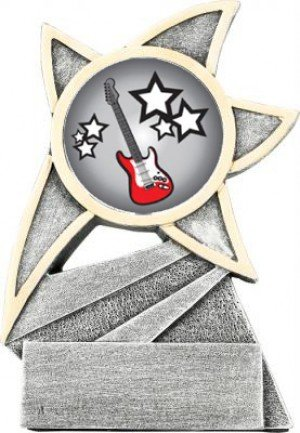 Guitar Jazz Star Trophy