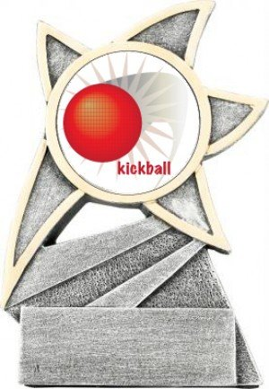 Kickball Jazz Star Trophy