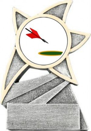 Lawn Dart Jazz Star Trophy