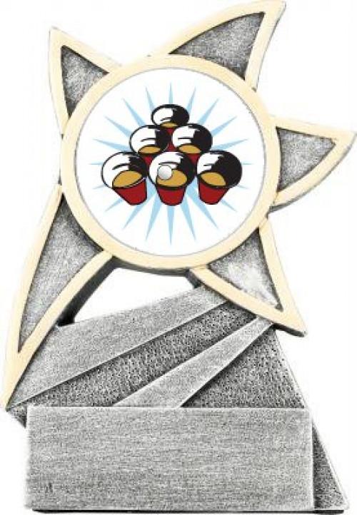 Beer Pong Jazz Star Trophy