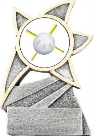 Wiffle Ball Jazz Star Trophy