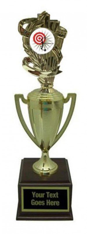 Archery Gold Cup Trophy