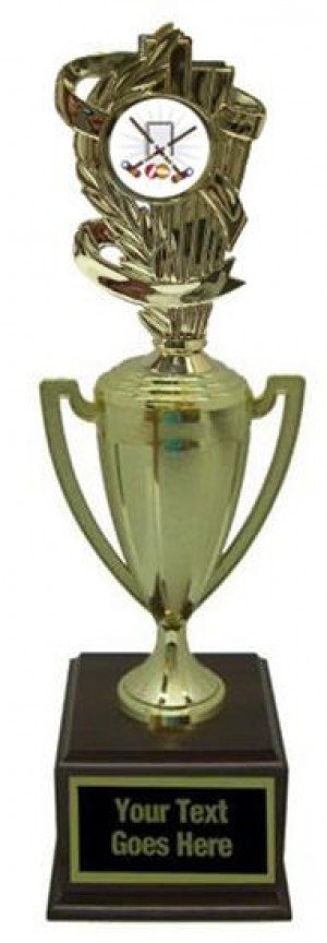 Croquet Gold Cup Trophy