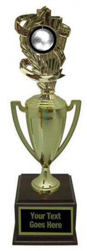 Disco Gold Cup Trophy