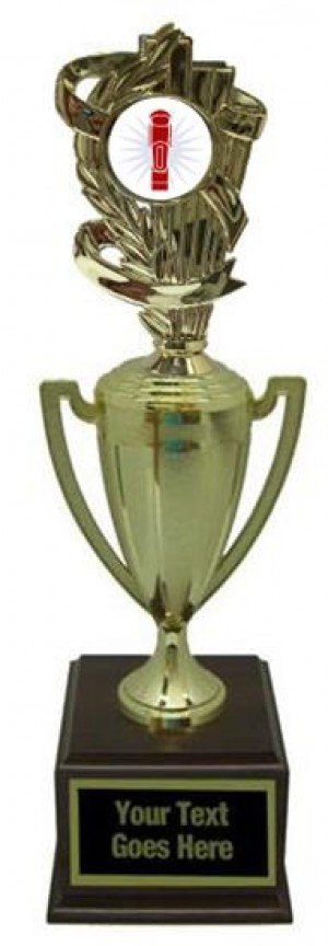 Foos Ball Gold Cup Trophy