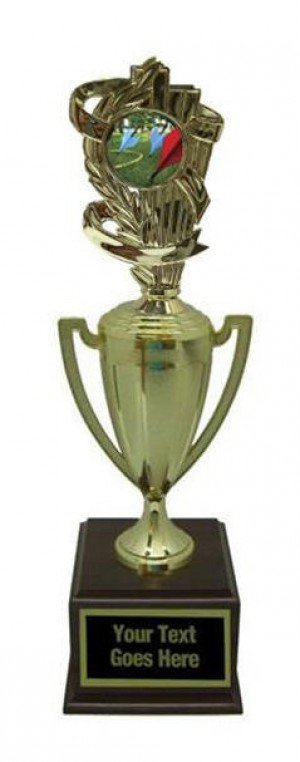 Lawn Dart Gold Cup Trophy