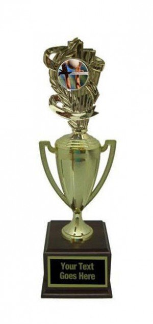 Volleyball Gold Cup Trophy