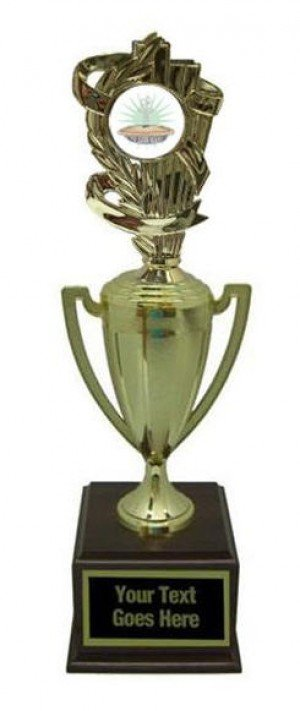 Pie Bake Gold Cup Trophy