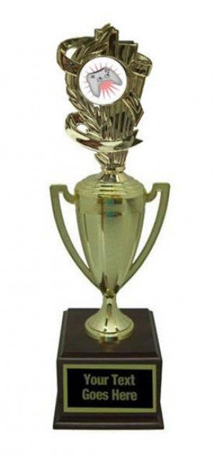 Play Station Gold Cup Trophy