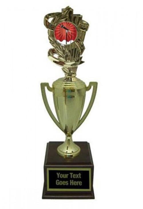 Karaoke Gold Cup Trophy