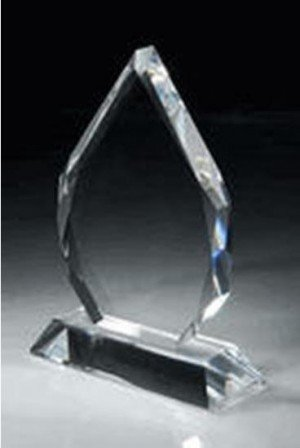 Crystal Tear Drop Award