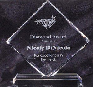 Crystal Diamond Optical Award
