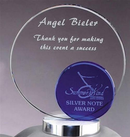 Blue Circle Glass Award