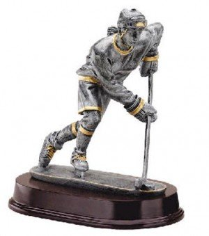 Female Ice Hockey Trophy