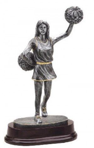 Cheerleader Trophy