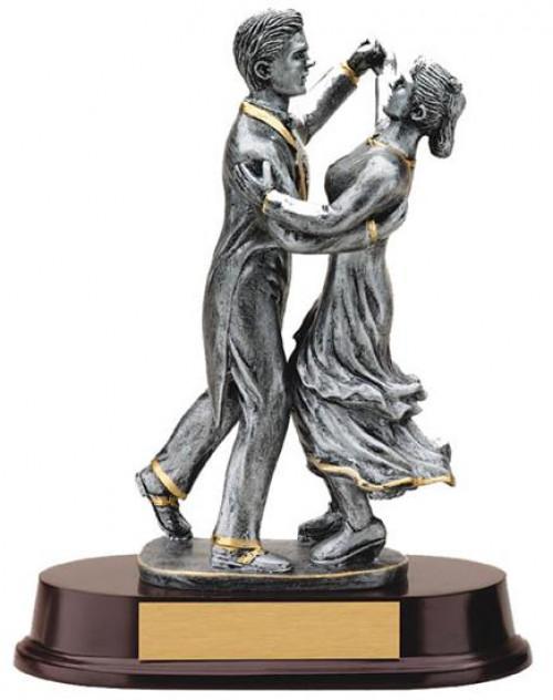 Ballroom Dancing Trophy