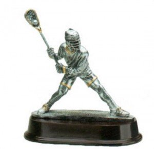 Female Lacrosse Shooter Trophy