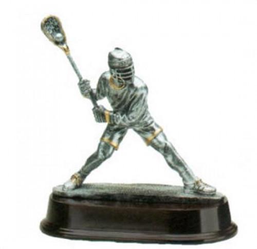 Female Lacrosse Shooter Trophy