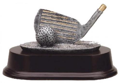 Golf Club Wedge Trophy